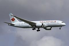 C-GHPU B788 AIR CANADA YBBN (Sierra Delta Aviation) Tags: air canada boeing b788 ybbn cghpu