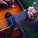 Guitar Musician Music Instrument Edited 2020