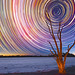 Dusk til Dawn Star Trails at Lake Dornducking, Western Australia