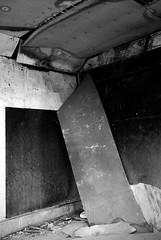 Coming Apart At The Seams (ⓦeͤ █ iͥ rͬ dͩLiͥ █ G̷̃̊̏̂̓͂̅) Tags: abandoned urbex trespass trespassing decay asbestos vacant house home homestead colorado destroyed desolate deserted wall blackandwhite blackwhite bw mono monochrome monochromatic peeling interior room lines shapes abstract art eclectic photography