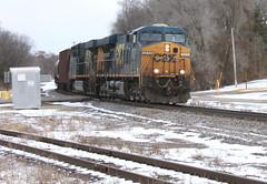Token (MN transfer) Tags: railroad train freight oil tank empty empties cp cprail canadianpacific railway riversub winona minnesota towerck track tracks junction crossing gradecrossing csx5213
