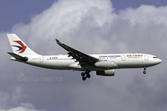 B-5930 A332 CHINA EASTERN YBBN (Sierra Delta Aviation) Tags: china eastern airbus a332 ybbn b5930