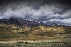Mountains of the Abra la Raya (marko.erman) Tags: abralaraya highaltitude southamerica latinamerica perurail train travel landscape andes mountains snowcapped outside outdoor sony dramatic impressive scenic nature clouds