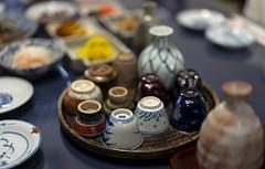 Sake set / 酒器 (Masa Angenieux) Tags: summiluxsl 50mm f14 asph sake set 酒器