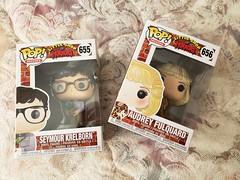 Seymour & Audrey (Joe Shlabotnik) Tags: funkopop galaxys9 december2019 toy 2019 florida figurines cameraphone funko