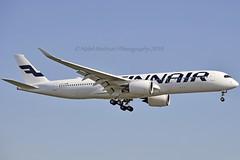 Finnair OH-LWA Airbus A350-941 cn/018 @ EGLL / LHR 16-05-2019 (Nabil Molinari Photography) Tags: finnair ohlwa airbus a350941 cn018 egll lhr 16052019