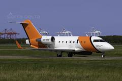 VH-XNF CHALLENGER 604 AMSA RESCUE YBBN (Sierra Delta Aviation) Tags: challenger