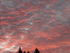 Abendrot (Thomas230660) Tags: thüringen sony himmel sky wolken cloud
