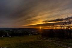 Sonnenuntergang/ sunset (Andi Fritzsch) Tags: sonnenuntergang sun sunrise sunrisephotography sonne erzgebirge oremountains sachsen saxonia landschaft landscape landscapephotography natur nature naturephotography himmel sky nikon nikond7100 sigma sigma1020mm fantasticnature