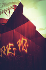 Halloween GPST (Peter Rea XIII) Tags: art architecture artistsontumblr abstract ancoats artwork biutifulpics building city cameraraw d300s design experimental gradient imiging lensblr lightisphotography luxlit manchester multipleexposure nikon originalphotographers originalphotography photographersontumblr peterreaphotography photography pws p58 red green submission streetphotography street telescopical triple urban urbex xonicamagazine ycphotographs