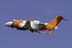 VH-XNF CHALLENGER 604 AMSA RESCUE YBBN (Sierra Delta Aviation) Tags: challenger 604 amsa rescue brisbane airport ybbn vhxnf