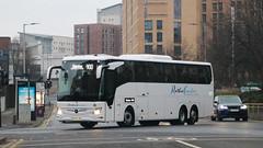 Ratho Coaches BV69LMX (busmanscotland) Tags: ratho coaches bv69lmx bv69 lmx scottish citylink megabus megabuscom mercedes benz tourismo mercedesbenz