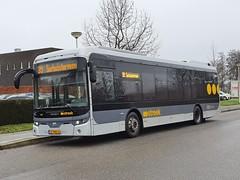 NLD Qbuzz 7303 ● Surhuisterveen Nije Jirden (Roderik-D) Tags: qbuzz73017360 7303 ebusco electricbus elektrischebus surhuisterveennijejirden streeklijn39 57bns6 2019 solobus gd2020 kielsitze 455611 lijnbus linienbus