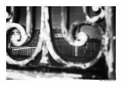 """""""Dans Les Traces Du Poulpe Ou Pour L'Attendrir Faut Taper Dessus... 5"""" (TBWLC Photography) Tags: fdrouet tbwlc nb bw monochrome street reflet reflection saintnazaire penhoët nikon d750"""