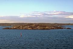 Gothenburg to Frederikshavn - 1978 (hermann.kl) Tags: schweden sweden sverige stenadanica schiff scan 1978 ship fähre ferry göteborg gothenburg