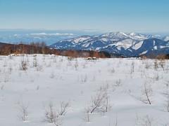 Snow Field (peaceful-jp-scenery (busy)) Tags: hachimantai mountain landscape snow snowshoeing hotspring akita kazuno 八幡平 澄川地区 スノーシュー 雪山 温泉 鹿角市 秋田 日本 huaweimate20pro