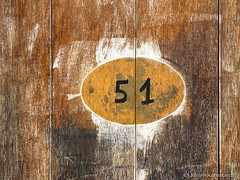 Number 51 (Jürgen Kornstaedt) Tags: 11pro iphone toulouse départementhautegaronne frankreich