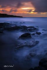 Ethereal_27A9905 (Alfred J. Lockwood Photography) Tags: dawn sunrise twilight blacksandbeach hawaii bigisland punaluublacksandbeach winter ocean sea seascape alfredjlockwood nature