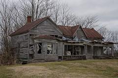 Ruins at Grange City, Kentucky (durand clark) Tags: grangehillsborocoveredbridge grangecitykentucky kentucky easternkentucky ruins abandonedhouse decay ruralkentucky flemmingcountykentucky abandonedkentucky
