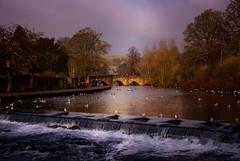 Bakewell, Derbyshire. (neil 36) Tags: bakewell riverwye markettown derbyshireengland landscape