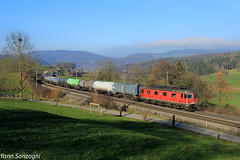 Classique (Lion de Belfort) Tags: train chemin de fer cff ffs sbb cargo bözberg schweiz suisse argovie aarau zeihen re 66 620 050 0505 jura