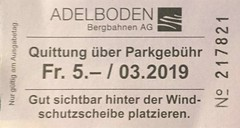 "Parkticket Adelboden • <a style=""font-size:0.8em;"" href=""http://www.flickr.com/photos/79906204@N00/49315679692/"" target=""_blank"">View on Flickr</a>"