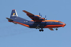 UR-CNN Cavok Air Antonov AN-12BK (johnedmond) Tags: perth ypph westernaustralia cavok antonov an12 cargo freighter sky aviation australia aircraft aeroplane airplane airliner canon eos7d ef100400mmf4556lisiiusm eos
