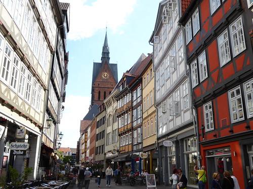 Hannover (Alemania).  Kramerstrasse