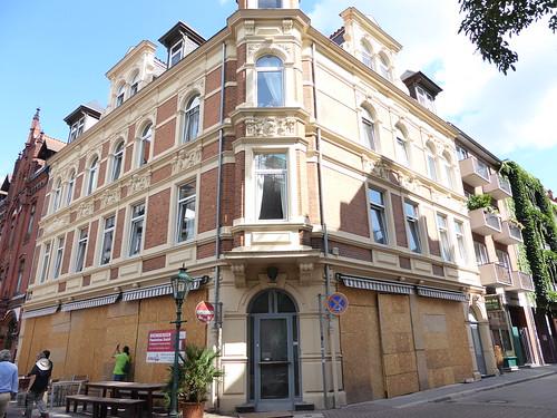 Hannover (Alemania). Edificio