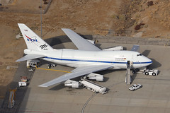 N747NA, Boeing 747SP, NASA, Palmdale - California (ColinParker777) Tags: m747na boeing 747sp 74l 21441 306 747sp21 special performance aircraft airliner airplane plane aeroplane research nasa national space agency sofia dlr stratospheric observatory infrared astronomy telescope german germany kpmd pmd palmdale air force base airport air2ground spotting usa united states america desert california refuelling refuel mission birds eye view canon 5dsr 100400 l lens zoom telephoto pro