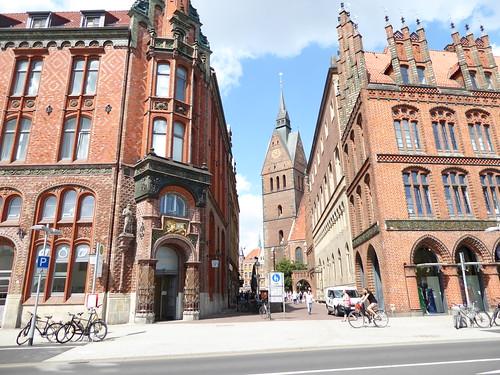 Hannover (Alemania). Köbelingerstrasse