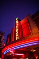 Varsity Theater (Thomas Hawk) Tags: america ashland oregon usa unitedstates unitedstatesofamerica varsitytheater neon neonsign theater fav10 fav25 fav50 fav100