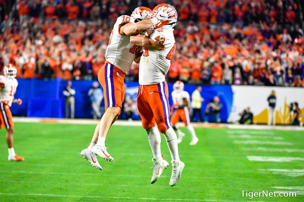 Clemson Photos: Baylon  Spector, Chad  Smith, 2019, Football, ohiostate