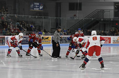 All Army Hockey 24 (Fort Drum & 10th Mountain Division (LI)) Tags: fortdrum 10thmountaindivision allarmyhockey allarmysports internationalcompetition watertownwolves northcountry watertown community hockey balticmilitarywintergames fmwr
