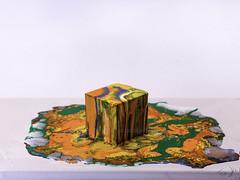 neo cubismo.. (Antonio Iacobelli (Jacobson-2012)) Tags: watercolors acrylics colors cube splash bari fujifilm gfx50r mediumformat fujinon 120mm