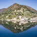 0604 Morcote, Lake Lugano (col)
