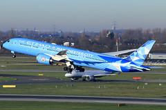 Etihad Airways  Boeing 787-9 Dreamliner A6-BND (widebodies) Tags: düsseldorf dus eddl widebody widebodies plane aircraft flughafen airport flugzeug flugzeugbilder etihad airways boeing 7879 dreamliner a6bnd