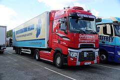 May 14 2017 beaconsfield Daltstown Transport 161 WH 2254 (IRL) (jon L1049H) Tags: trucks renault darlystown transport