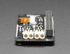 Pirate Audio: 3W Stereo Speaker Amp for Raspberry Pi (adafruit) Tags: new amp electronics accessories speakers 4453 raspberrypi adafruit stereospeaker pirateaudio