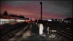 2020-002 Morning Commute (Darren Wilkin) Tags: claphamjunction morning commute train trainstation oneaday 366