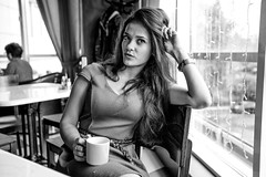 Ann (Filipp Traum) Tags: leicam typ240 summicronm blackwhite bw bwartaward beauty girl portrait