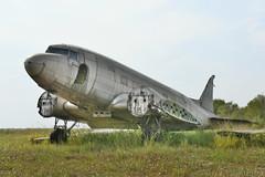 Douglas DC-3 (C-47) (Bri_J) Tags: belgradeaviationmuseum muzejvazduhoplovstvabeograd музејваздухопловствабеоград surčin belgrade serbia сурчин београд србија airmuseum aviationmuseum museum aircraft nikon d7500 douglas dc3 c47 hdr
