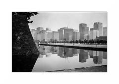 Tokyo - Marunouchi (Punkrocker*) Tags: leica m7 summicron asph 35mm 352 film kodak trix 400 street city people tokyo marunouchi japon japan nippon travel