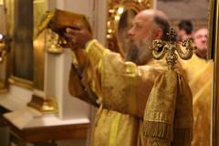 02/01/2020 - Архиерейское богослужение в день памяти святого праведного Иоанна Кронштадтского