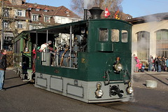 SLMNr 0868 : Dampftram - Dampflok G 3/3 Nr. 17 der Berner Tramway Gesellschaft ( Baujahr 1894 - Hersteller SLM Nr. 0868 - Abbruch … - Tram Strassenbahn - Platzhalter Nr. 12 ) unterwegs in der Stadt Bern im Kanton Bern der Schweiz (chrchr_75) Tags: christoph hurni schweiz suisse switzerland svizzera suissa swiss chrchr chrchr75 chrigu chriguhurni schweizer bahnen albumbahnenderschweiz albumbahnslmschweizerischelokomotivundmaschinenfabrikwinterthur slm slmnr eisenbahn bahn train treno lokomotive triebfahrzeug