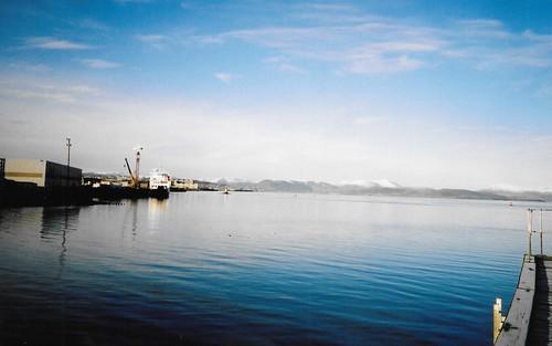 Port Glasgow - MV Coruisk