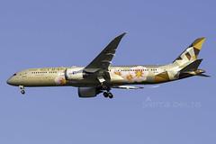 A6-BLS B789 ETIHAD AIRWAYS YBBN (Sierra Delta Aviation) Tags: etihad airways boeing b789 brisbane airport ybbn a6bls