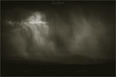 flash storm (Marco Buccelli) Tags: flashstorm nightandday cloudscape dark darkr hills skyscape