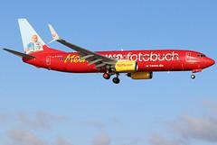 D-ATUH_03 (GH@BHD) Tags: datuh boeing 7378k5 tuifly cewefotobuchlivery arrecifeairport lanzarote 737 738 737800 b737 b738 x3 tui aircraft aviation airliner logojet specialcolours ace gcrr arrecife
