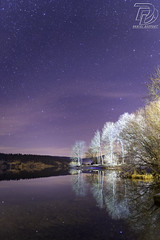 _A733243 (DDPhotographie) Tags: ch vd ddphotographie labbaye lac lacdejoux lake lightpainting night nightscape nuit stars suisse switzerland wwwddphotographiecom étoiles cantonofvaud